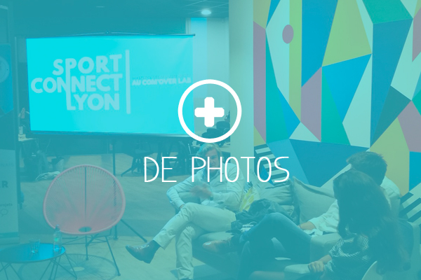 Masterclass Sport Connect Lyon - Des experts du sport viennent partager leur expertise et leur vision entrepreunariale