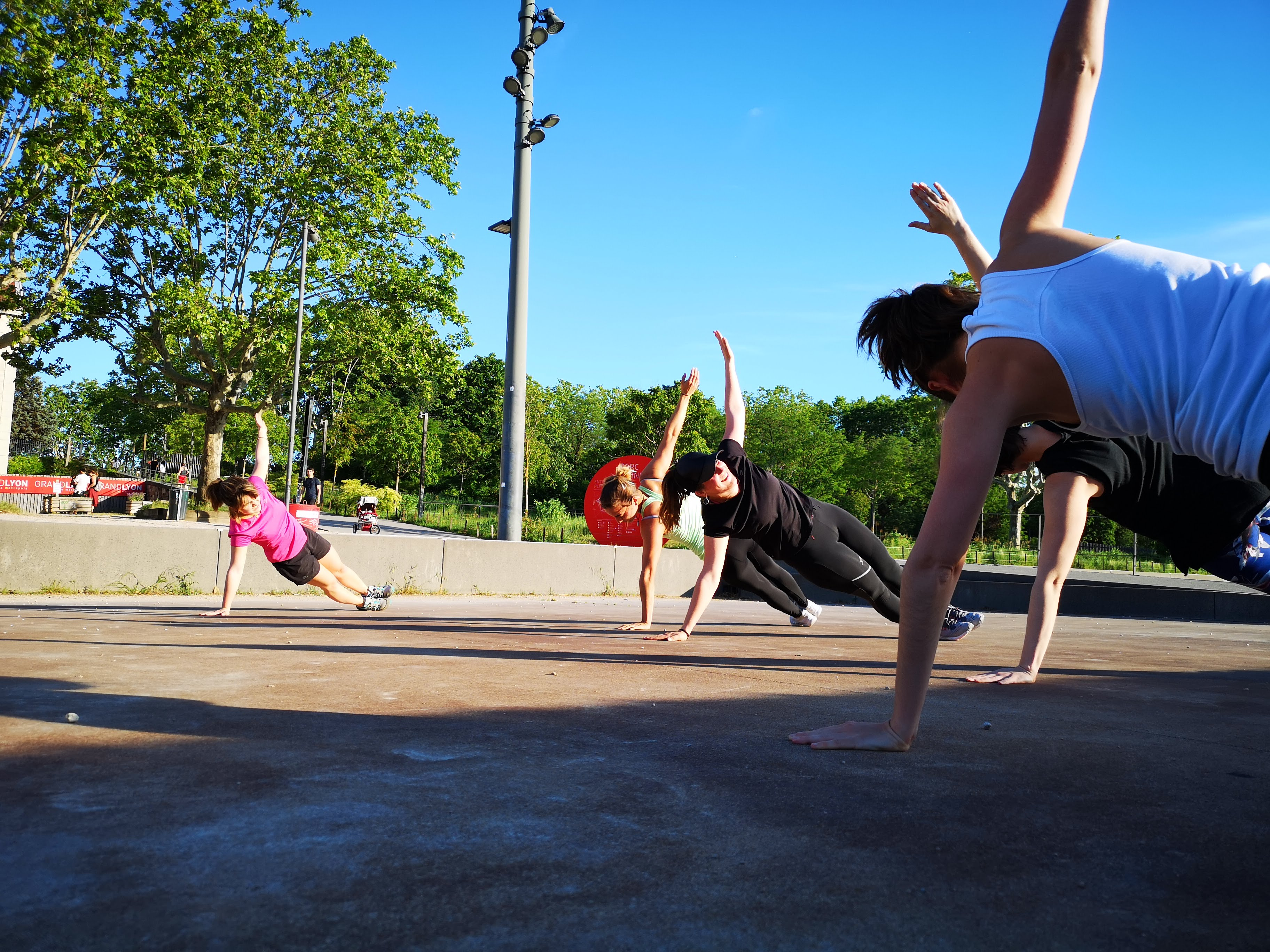 Bootcamp by Oxytude Sport, Lyon