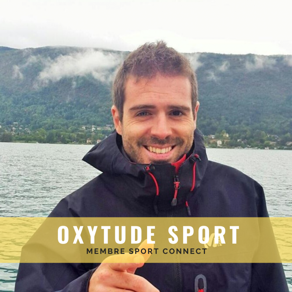 Oxytude Sport, club 100% outdoor