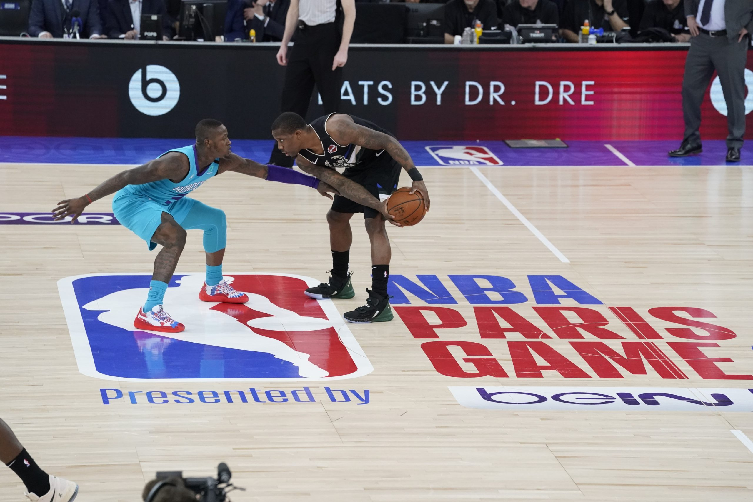 match NBA Paris
