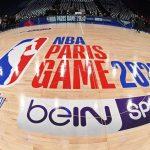 premier match NBA Paris janvier 2020