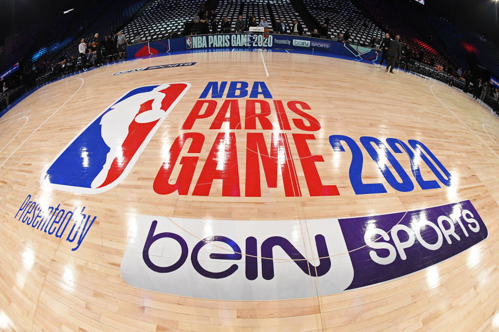 premier match NBA Paris janvier 2020