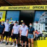 Sporeo, boutique officielle du Tour de France, leur retour d'expérience